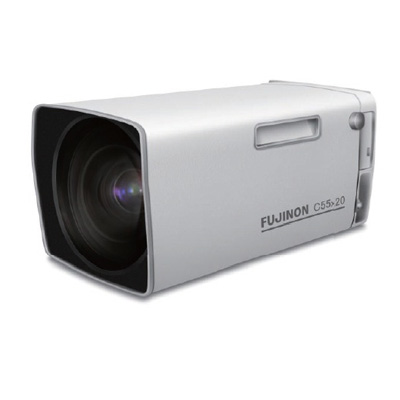 Fujinon C55x20P-EP1B 55x zoom lens with standard resolution