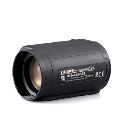 Fujinon D12x8A-SE2/YE2 - high standard zoom lens with excellent cost performance