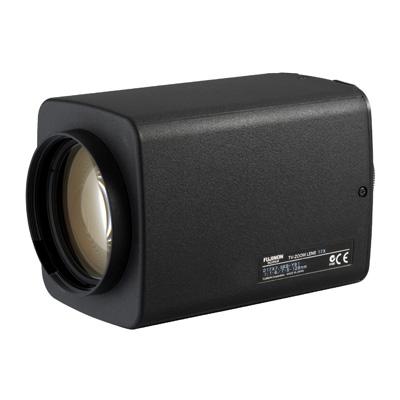 Fujinon D17x7.5B-YN1 varifocal lense with 17x zoom