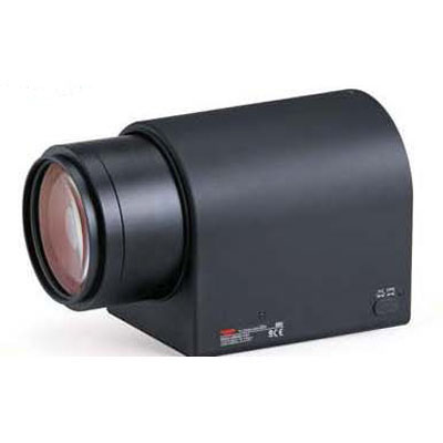 Fujinon D32x10HR4D-YE1 day and night 1.3 megapixel CCTV camera lens with DC auto iris