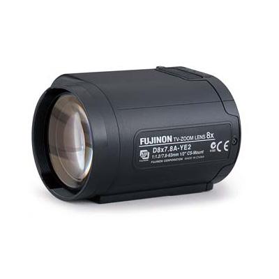 Fujinon D8x7.8HA-V42 1.3 megapixel zoom camera lens