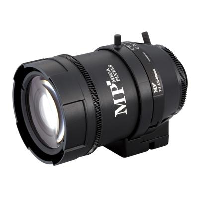 Fujinon DV10x8SA-1 varifocal lense with 10x zoom
