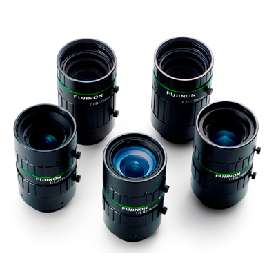 Fujinon HF1618-12M 16mm machine vision lens