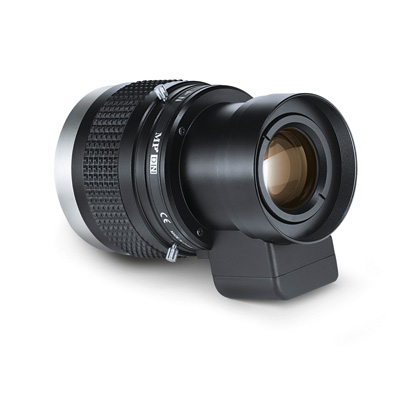 Fujinon HF50SR4A-1 IR corrected CCTV lens with manual iris