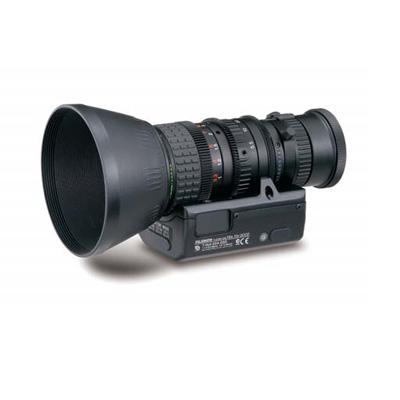 Fujinon T16x5.5DA-DSD CCTV lens with C mount