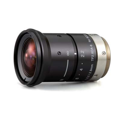 Fujinon TF2.8DA-8 Fixed Lens With 2.8 Mm Focal Length