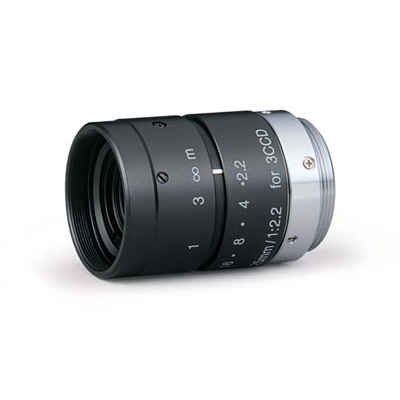 Fujinon TF25DA-8B manual iris fixed lens with 25mm focal length