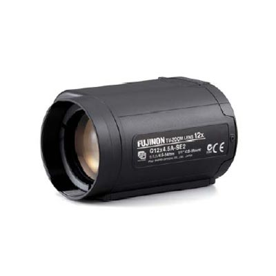 Fujinon Y12x6A-SE2/YE2 - zoom lens with built-in ND filter of T400