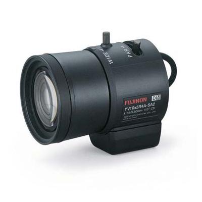 Fujinon YV10×5HR4A-SA2 varifocal lense with 10x zoom