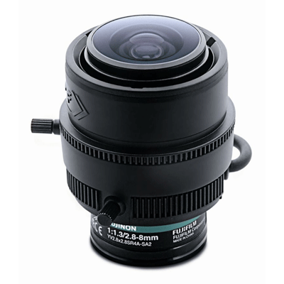 New megapixel lenses enlarge the product range of CCTV lenses from Fujinon