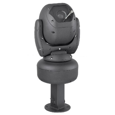 Ganz C-ADN3X18YPT-B is a high speed rugged pan / tilt camera with 530 TVL