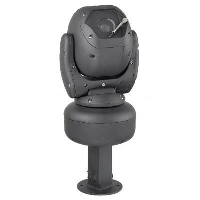 Ganz C-ADN3X36YPT-B is a high speed rugged pan / tilt camera with 530 TVL