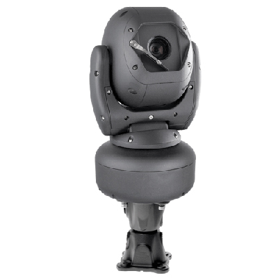 Ganz C-AEIRDN3X allview PTZ camera with extended IR range (black)