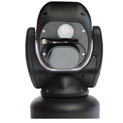Ganz C-AIRDNX18YPT-B dome camera with built in IR illuminators