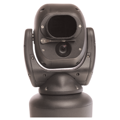 Ganz C-AIRDNX36YPT-B dome camera with IP67 vandal resistant protection