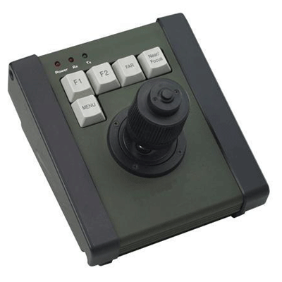 Ganz C-KBDmini telemetry transmitter and controller with small ruggedised joystick