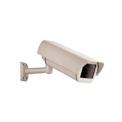 Ganz CHEM 12/24 CCTV camera housing with weather resistant protection