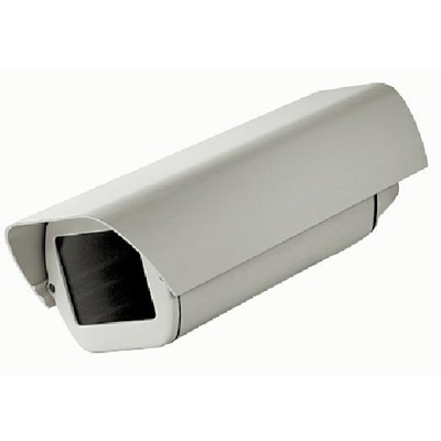 Ganz CHEM is a water resistant external camera housing with 230 V input