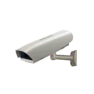 Ganz CHOV II 12/24 CCTV camera housing with IP66 weather resistant feature