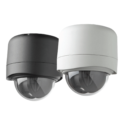 Ganz CN-DN2X30P dome camera with remote reset and configuration