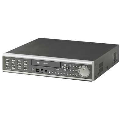 Ganz DR8H-DVD/1TB digital video recorder with efficient H.264 compression