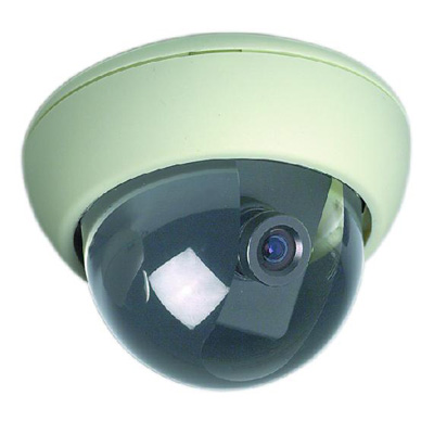 Ganz MDC-60-III is a standard resolution colour mini dome camera with 6.0 mm lens