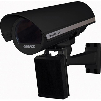 Ganz RST40 is a roadstar ANPR camera with capture distance of 40 m