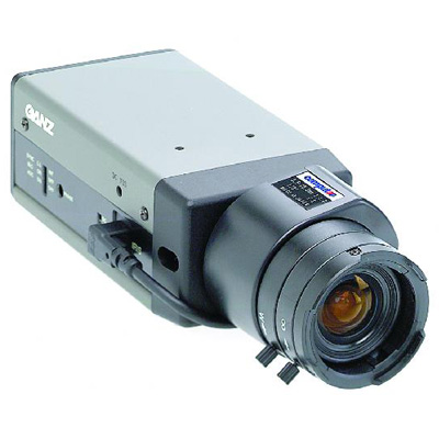 Ganz YCH-30P Colour High Res colour camera with 480 TVL