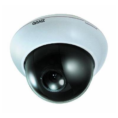 Ganz ZC-D5550PHA is a colour dome camera with varifocal 5.0 - 50.0mm lens