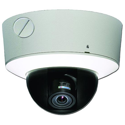 Ganz ZC-DT5029PHA is a super high resolution colour dome camera with 540 TVL