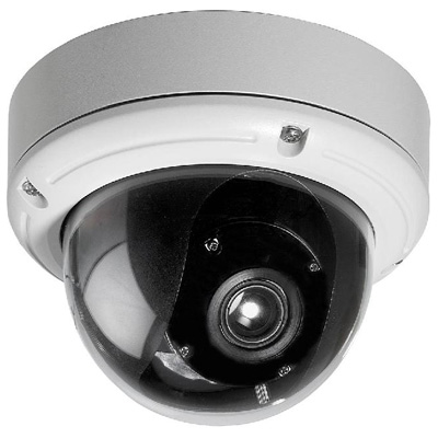 Ganz ZC-DT6312/12V is a super high resolution colour/mono dome camera with 520 TVL