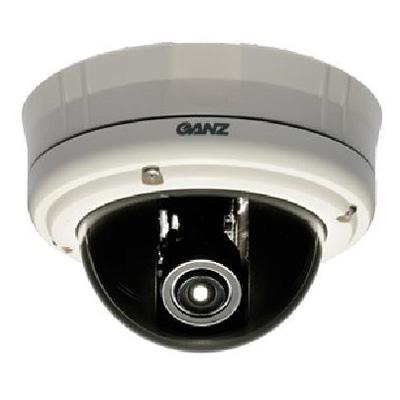 Ganz ZC-DWT4039PHA is a wide dynamic range dome camera with 520 TVL