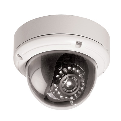 Ganz ZC-DWT6312PHAL high resolution wide dynamic dome camera with 480 TVL
