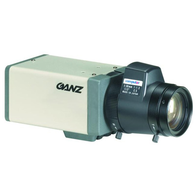 Ganz ZC-F11C4 standard & high resolution range of monochrome cameras with 380 TVL