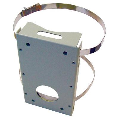 Ganz ZCA-FMA400W is a pole mount unit for ZC-PT Dome