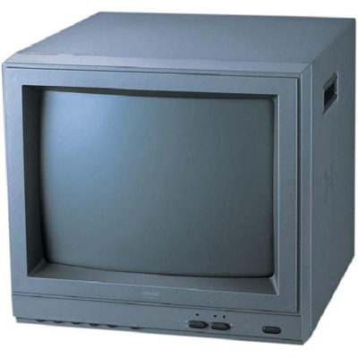 Ganz ZM-CR114NP-II is a 14-inch colour monitor