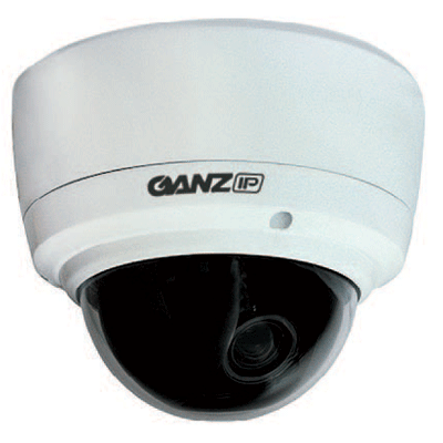 Ganz ZN-DWNT350VPE dome camera with wide dynamic range