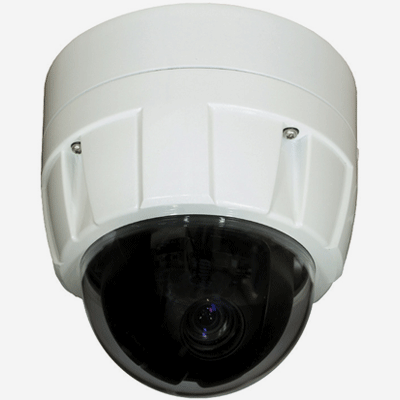 Ganz ZN-PTZ500VPE dome camera with super high resolution of 570 TVL