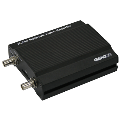 Ganz ZN-S1000VE video server with onboard video analytics