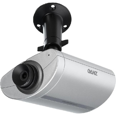 Ganz ZN-YH305 is a hi-resolution colour IP network camera with 4MB flash ROM
