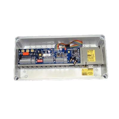 Ganz ZP-RX457/WBX telemetry receiver with built in launch amplifier