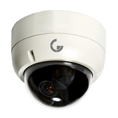 Genie CCTV Limited AVRCD5351external varifcoal colour/monochrome dome with a 2.9 ~ 10mm lens