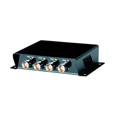 Genie CCTV Limited GTP400 4 channel UTP passive video transceiver