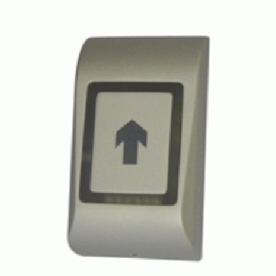 MTM-REX halo illuminated touch sensitive exit button