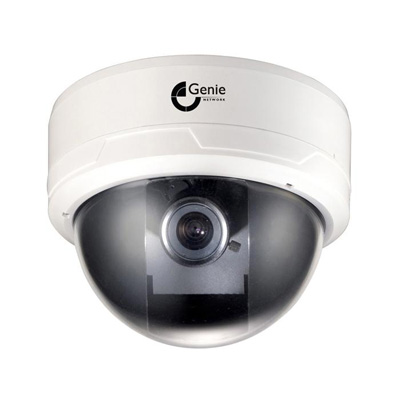 Genie CCTV Limited NID2910/W colour dome camera