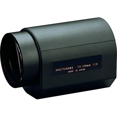 Geutebruck G-LensMZ7,5-120DC-12-PT Motor zoom lens with direct controlled iris