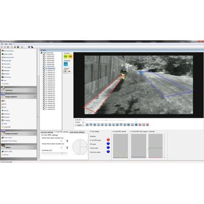 Geutebruck G-Tect/VMX CCTV software