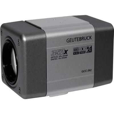 Geutebruck GCC-262 CCTV camera with Extended Dynamic Range (EDR)