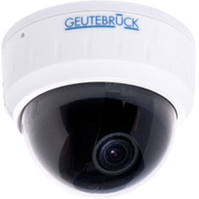 "Geutebruck GFD-611 very high resolution, 1/3"" color fix dome camera with integrated variocal lens"