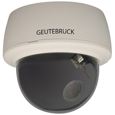Geutebruck GFD-621/DN true day/night dome camera with IR cut filter